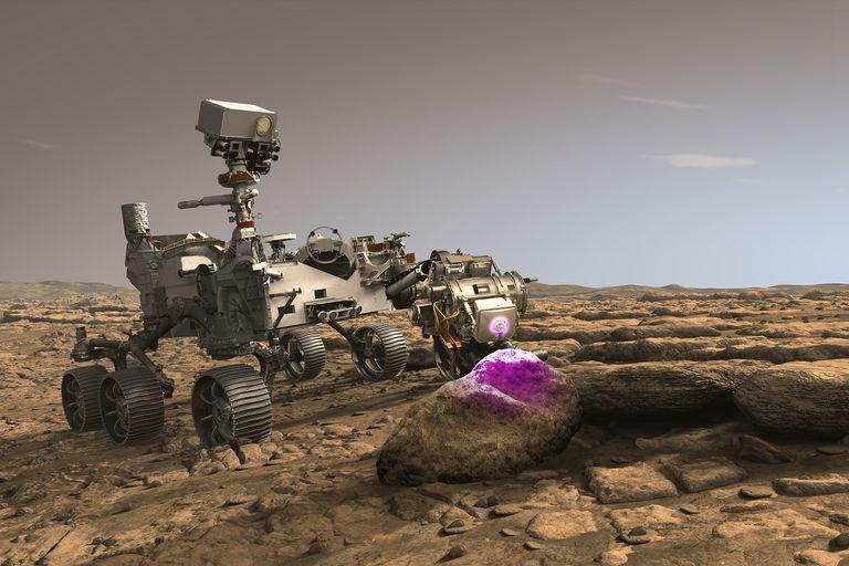 El Smithsonian Channel seguirá paso a paso una nueva expedición a Marte