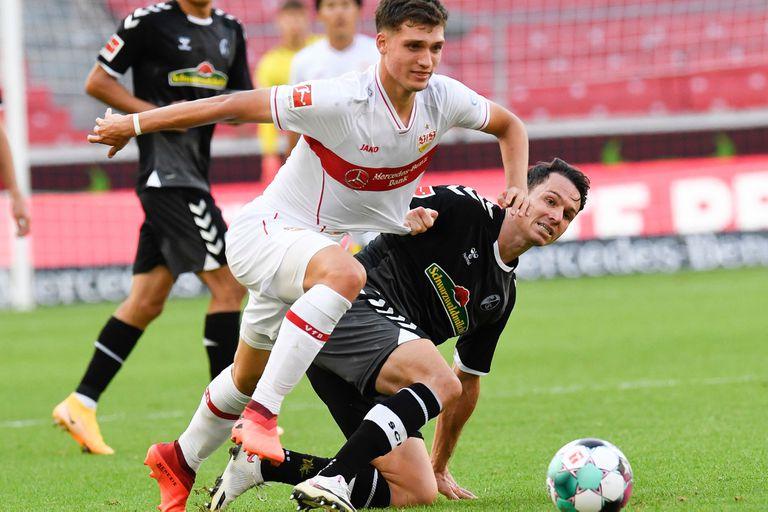 Sorpresa: una joven promesa argentina jugará para la selección de Alemania