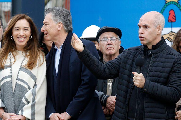 El reclamo de Macri a Larreta y el diálogo con Carrió para limar asperezas