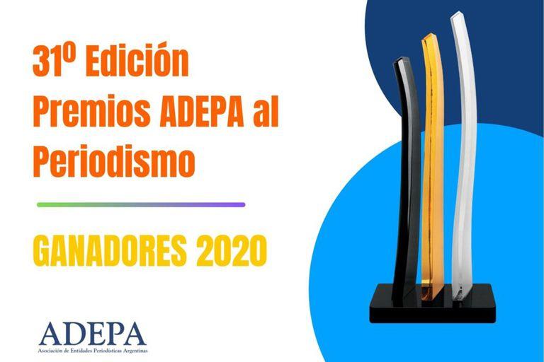 Los premios se entregarán en una ceremonia virtual el próximo 9 de diciembre
