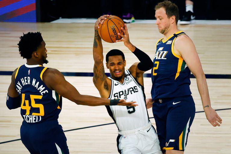 Una racha histórica: los Spurs, afuera de los playoffs de la NBA tras 22 años