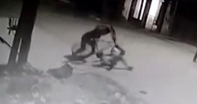 """Un repartidor mató a golpes al ladrón que quiso robarle la bicicleta y ahora está preso por """"homicidio agravado"""""""
