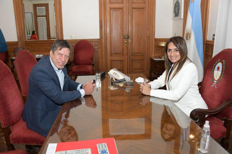 Quién es Sandra Orquera, la legisladora bussista que desafió a Manzur y Jaldo