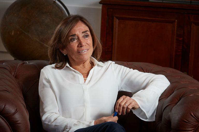 """Silvia Traverso: """"La pandemia hizo acelerar el proceso de digitalización"""""""
