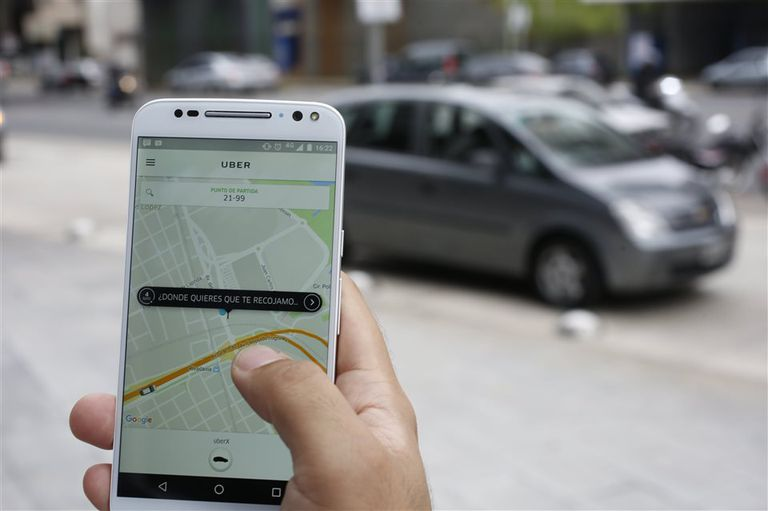 En Uber ya están registrados 100.000 choferes