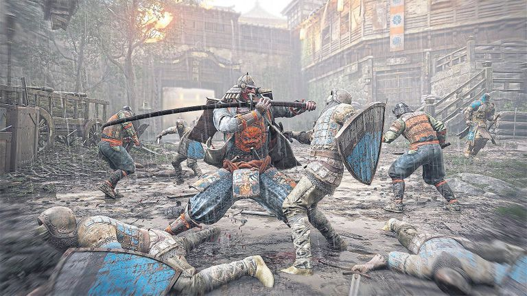 For Honor, disponible para PC, Xbox One y PS4
