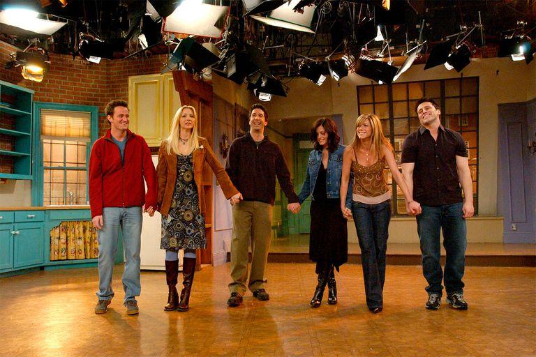 Matthew Perry confirmó cuándo se rodará el reencuentro de Friends