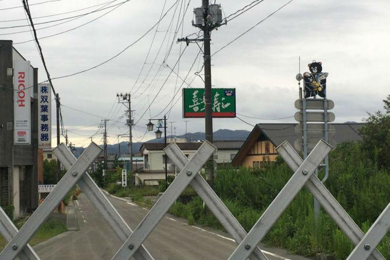 Fukushima, en la última visita de LA NACION a una ciudad devastada por la tragedia de 2011