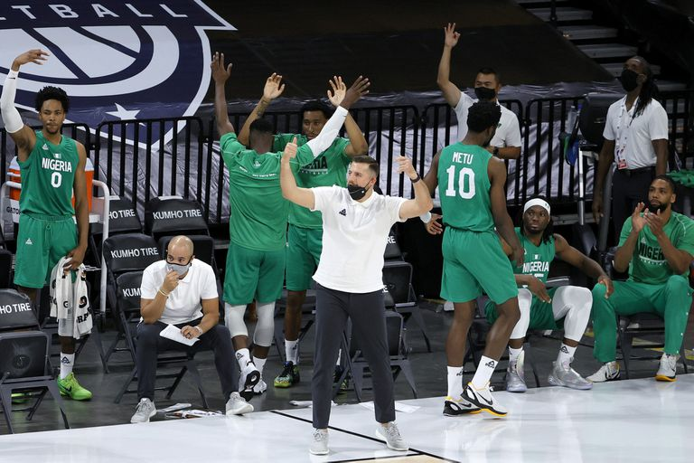El banco de Nigeria celebra en increíble triunfo sobre los Estados Unidos en Las Vegas