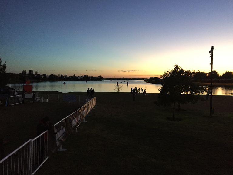 Sanders y Chura se quedaron con la segunda edición del Ironman 70.3 Buenos Aires