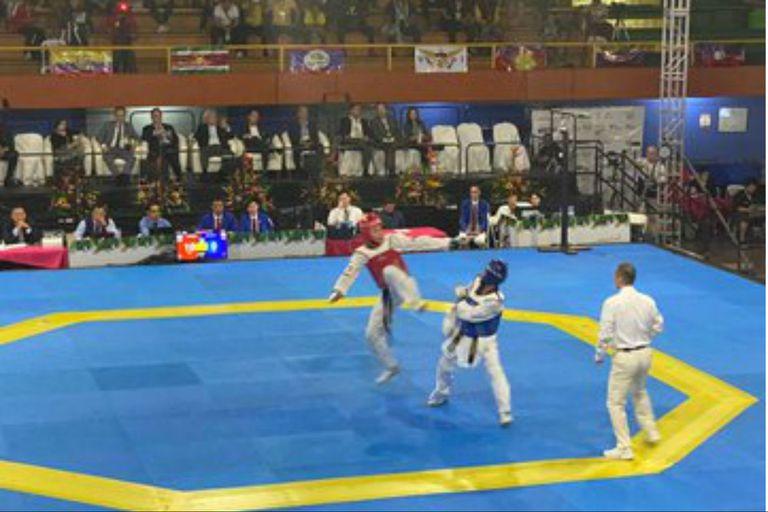 El taekwondo vuelve a ser olímpico con Guzmán, el clasificado 142º para Tokio