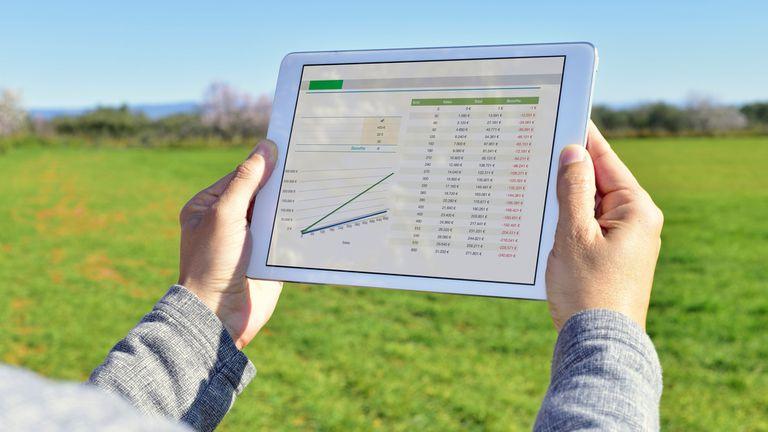 La tecnología abre en el campo el camino a un impactante trabajo colaborativo y de datos