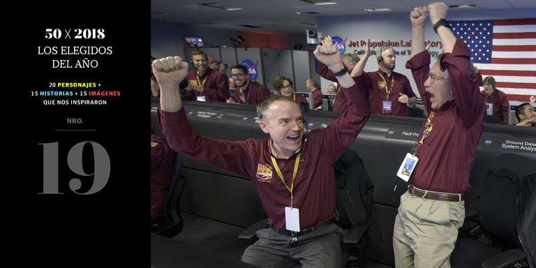 Las crónicas marcianas en primera persona de una nave que hasta puede tuitear