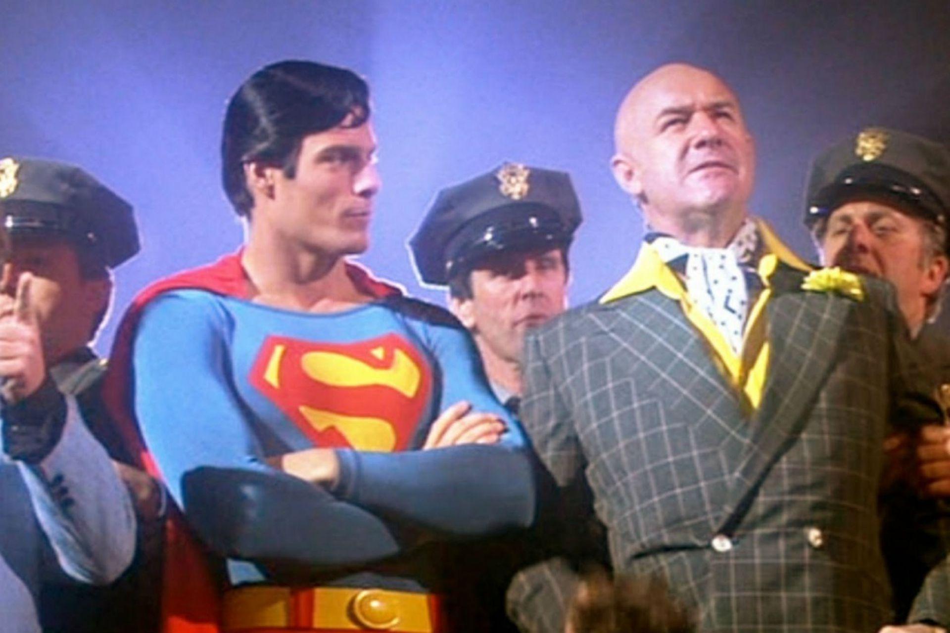 """Gene Hackman dudó de trabajar en la película. ¿El motivo? No quería dañar su imagen de actor """"serio"""""""
