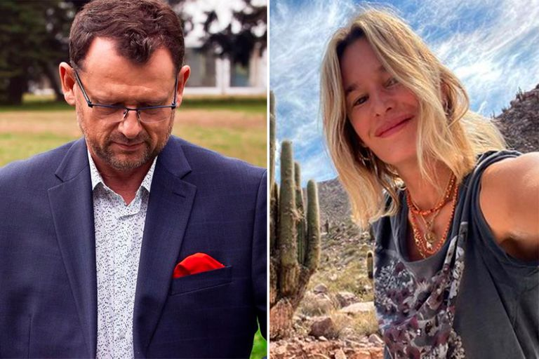 Las inesperadas imágenes de Christophe y Dolores Barreiro, juntos en Mendoza