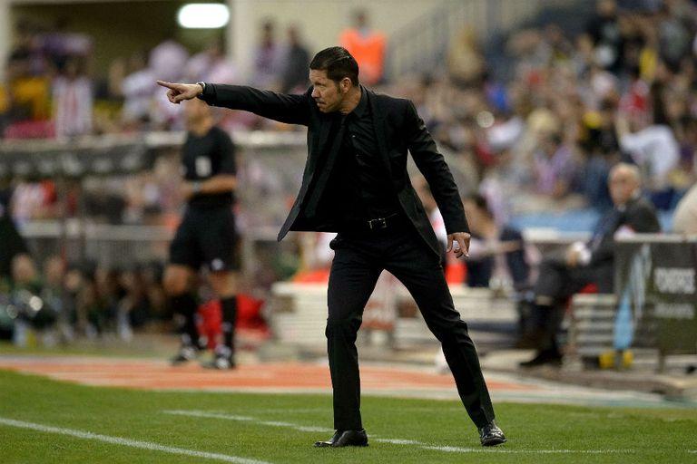 El Cholo marca el rumbo de este Atlético