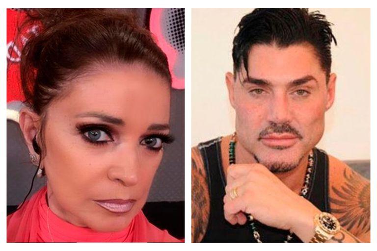 Adriana Salgueiro habló de su amistad con Ricardo Fort y reveló por qué no fue a su funeral