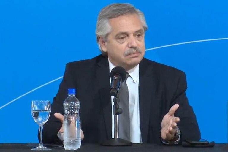Alberto Fernández abrió una polémica, además por las retenciones, por los costos en el campo