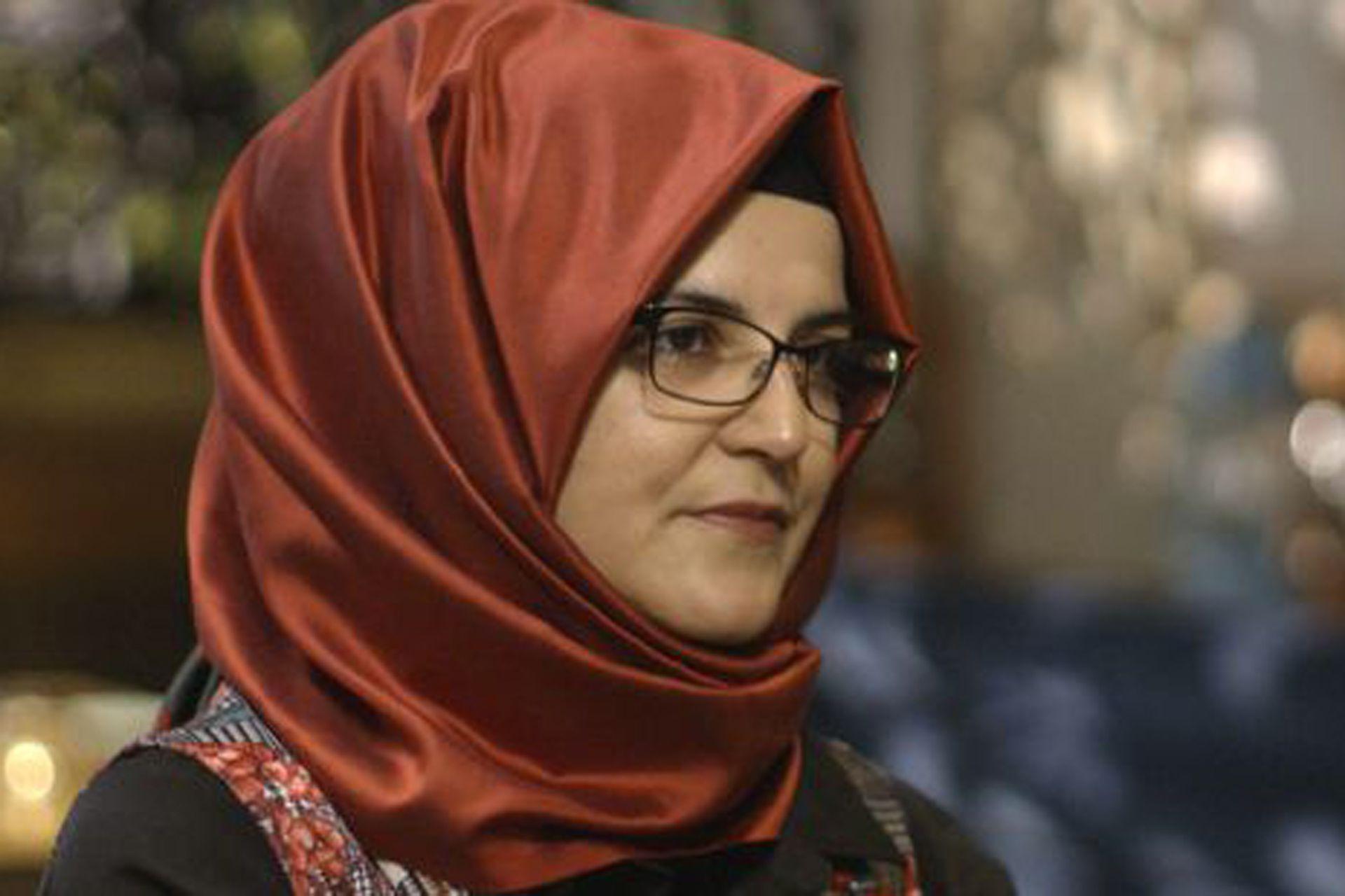 Hatice Cengiz se iba a convertir en esposa de Khashoggi