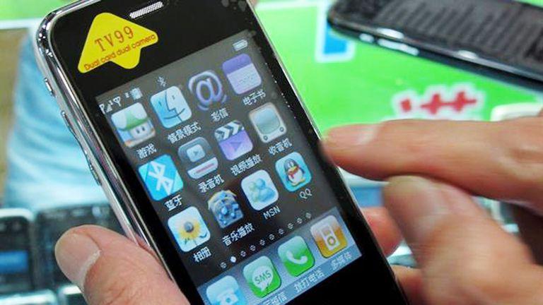 El 20% de los celulares que se venden son truchos