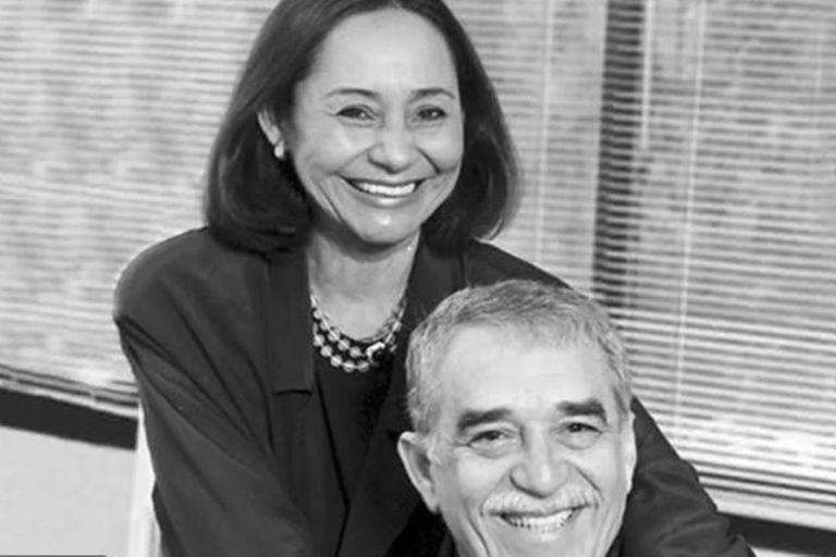 Muere Mercedes Barcha, la mujer que hizo posible el éxito de García Márquez