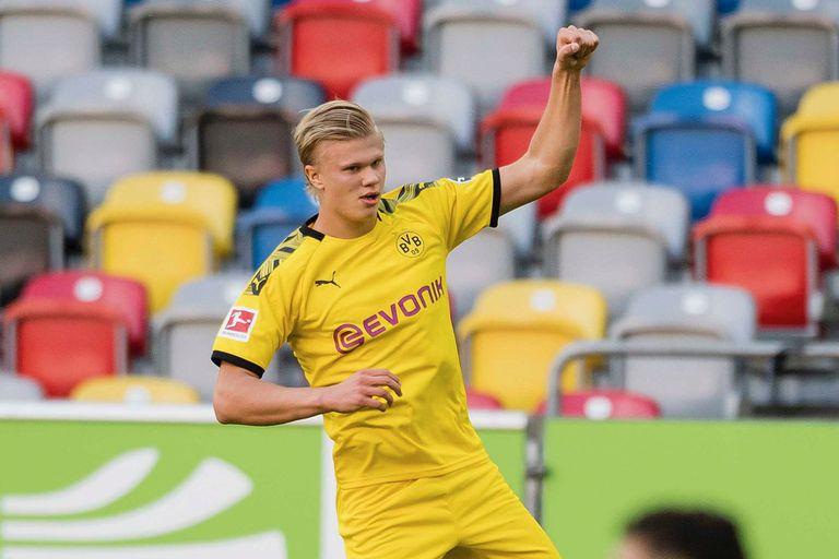 Erling Haaland ya es una estrella del fútbol internacional