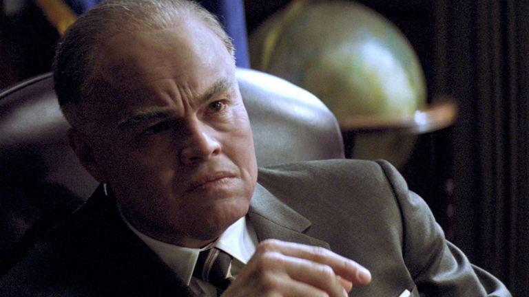 DiCaprio en la piel de J. Edgar Hoover
