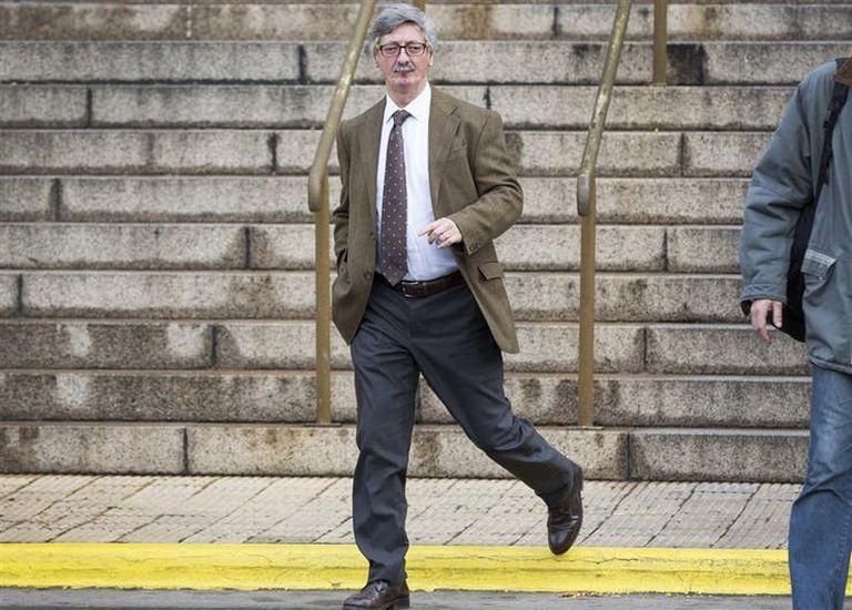 El fiscal Eduardo Taiano trabaja para elevar a juicio un expediente que no tiene ningún acusado