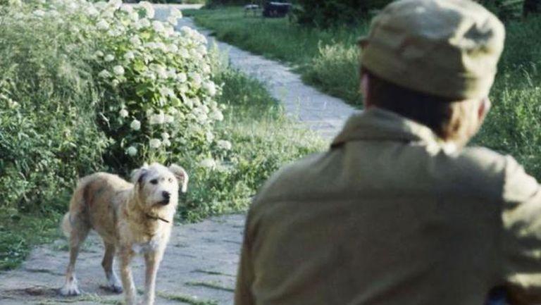 Una de las tantas escenas duras de la serie Chernobyl