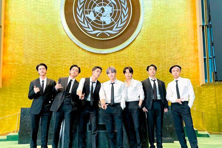 Sorpresa en la Asamblea General de la ONU: BTS grabó un video y arrasó en las redes