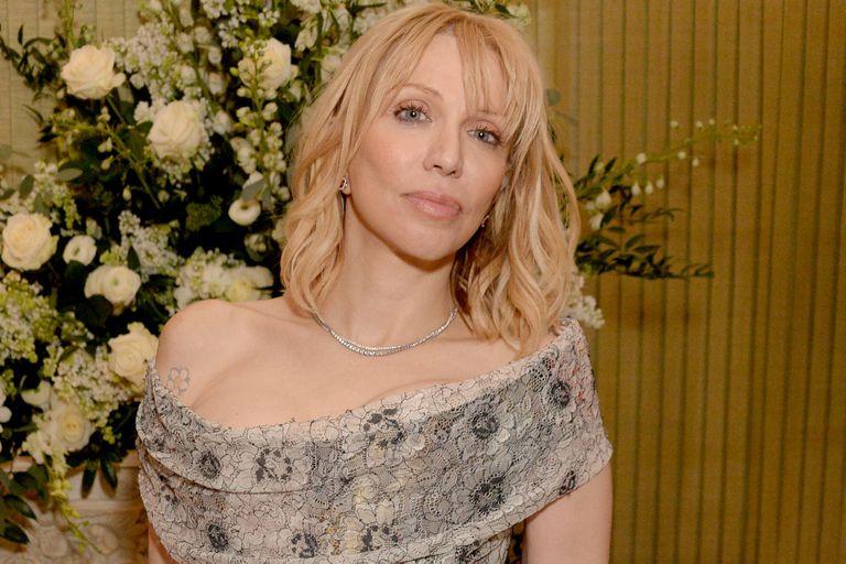 El duro relato de Courtney Love: la cantante estuvo al borde de la muerte