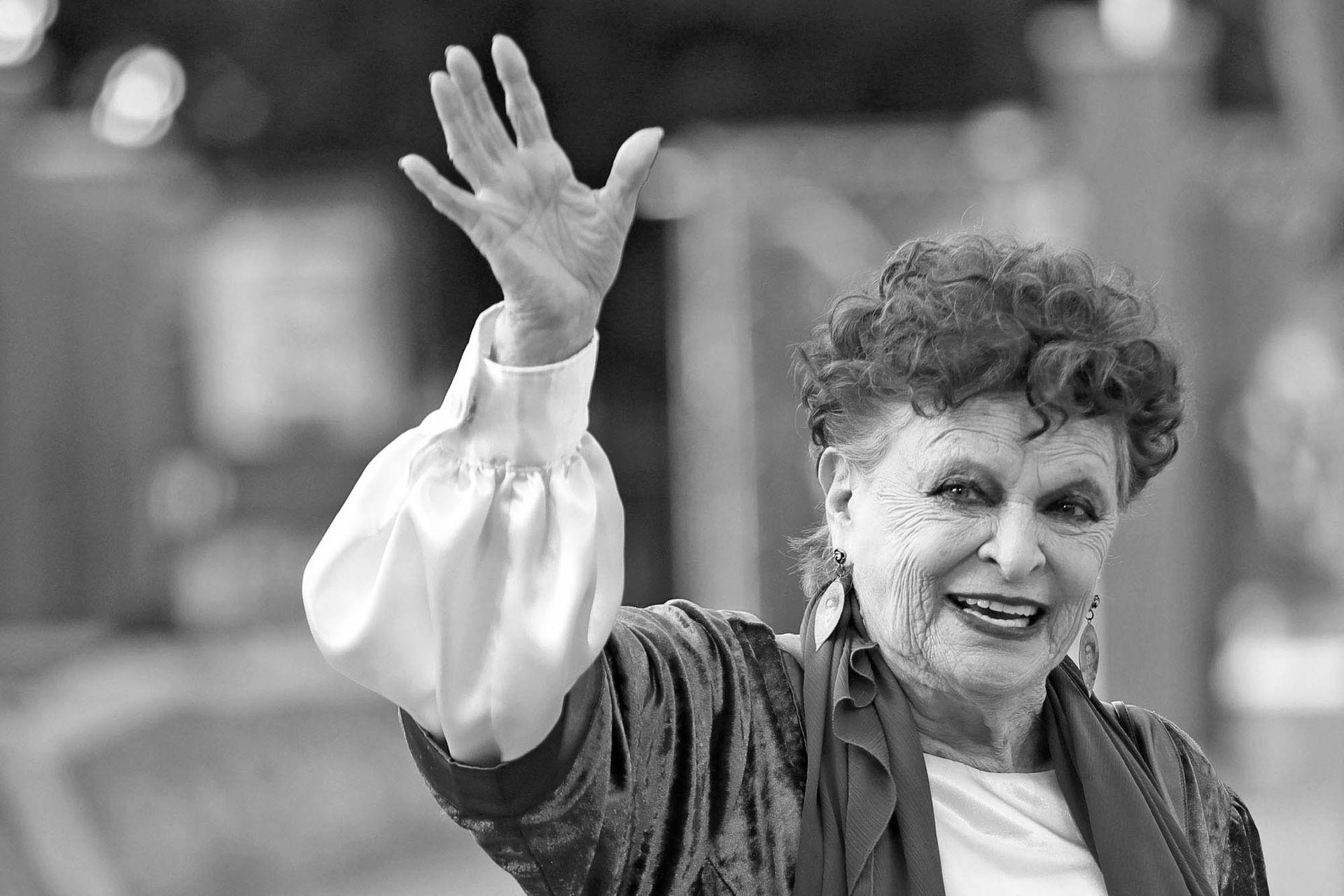 Lucía Bosé murió a los 89 años
