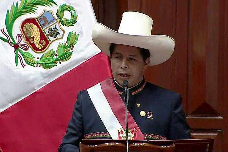Pedro Castillo anunció su gabinete, pero dejó vacante un ministerio clave