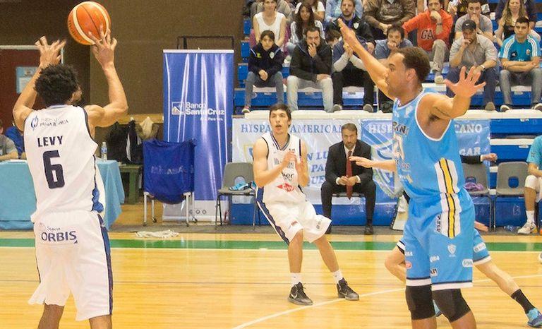 Bahía Basket sorprende en el inicio de la Liga