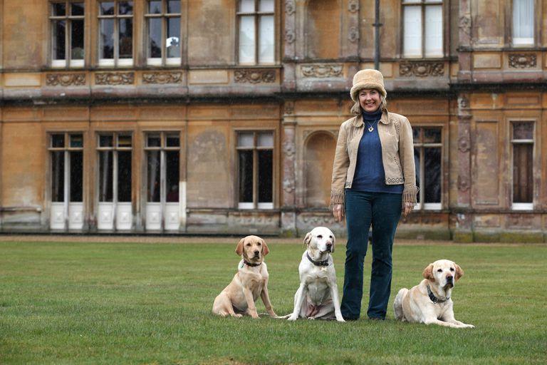 La condesa dueña de Downton Abbey