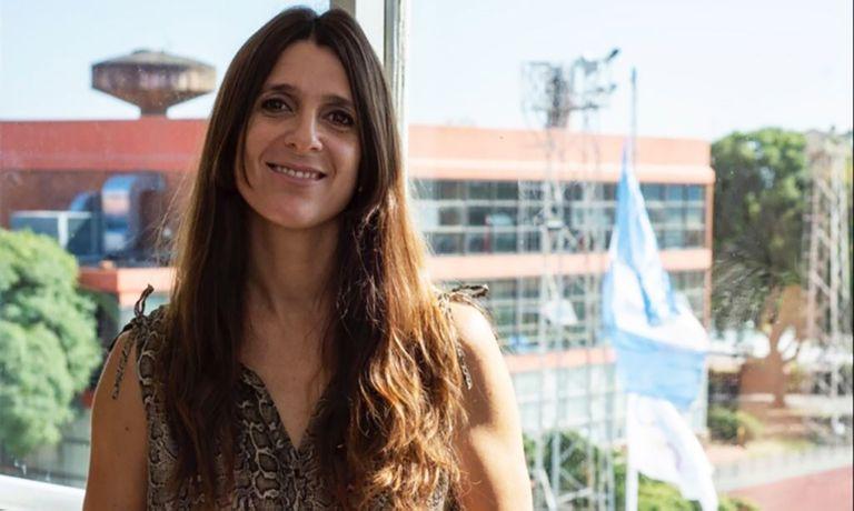 Inés Arrondo, secretaria de Deportes de la Nación, en conflicto con el COA y el Enard.