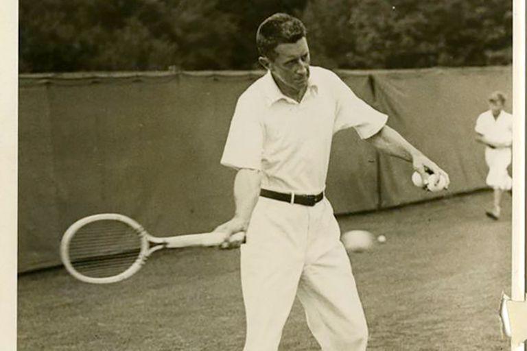 Leyenda: escapó del Titanic, fue héroe de guerra, millonario y campeón de tenis
