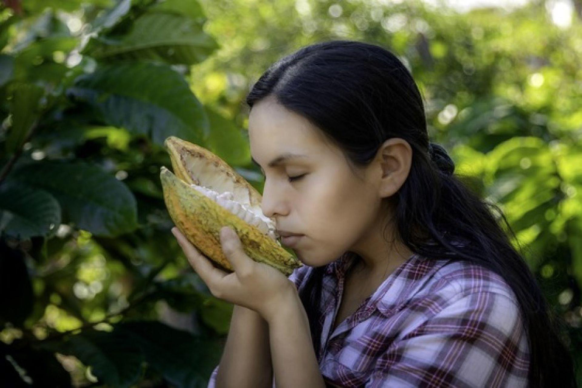 Rosaura Laura se considera sobre todo agricultora