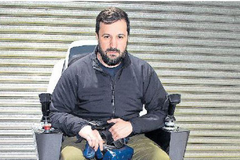 González exporta la mayoría de los simuladores