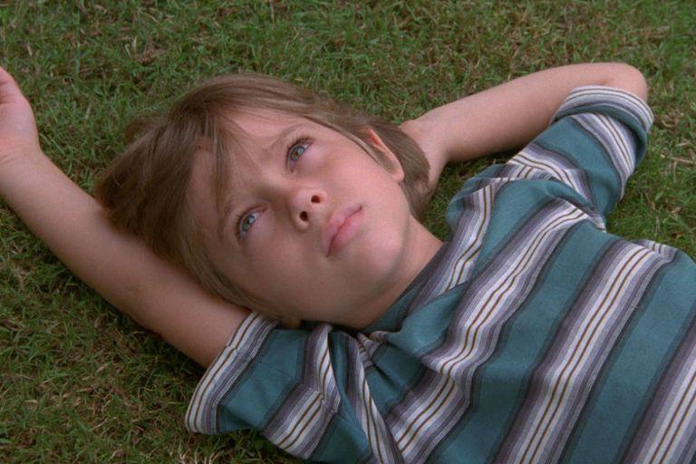 Ellar Coltrane en Boyhood, la épica película de Richard Linklater