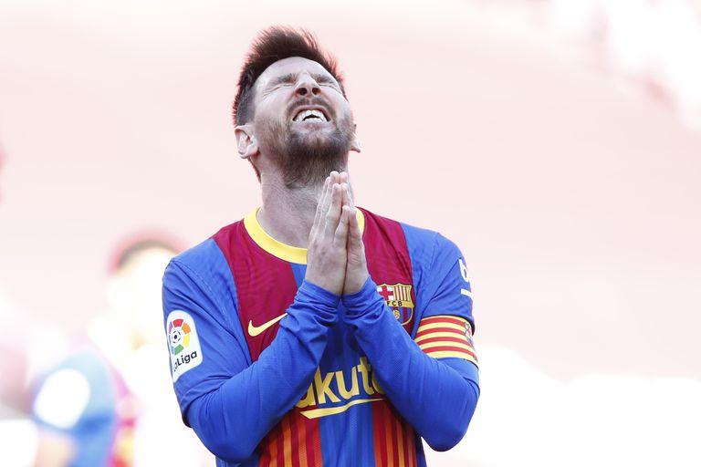Barcelona-Atlético: el equipo de Messi empató y no pudo treparse a la punta