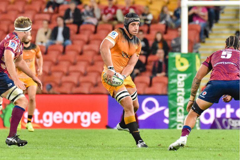 Súper Rugby: los Jaguares vencieron a Reds y se metieron en los playoffs