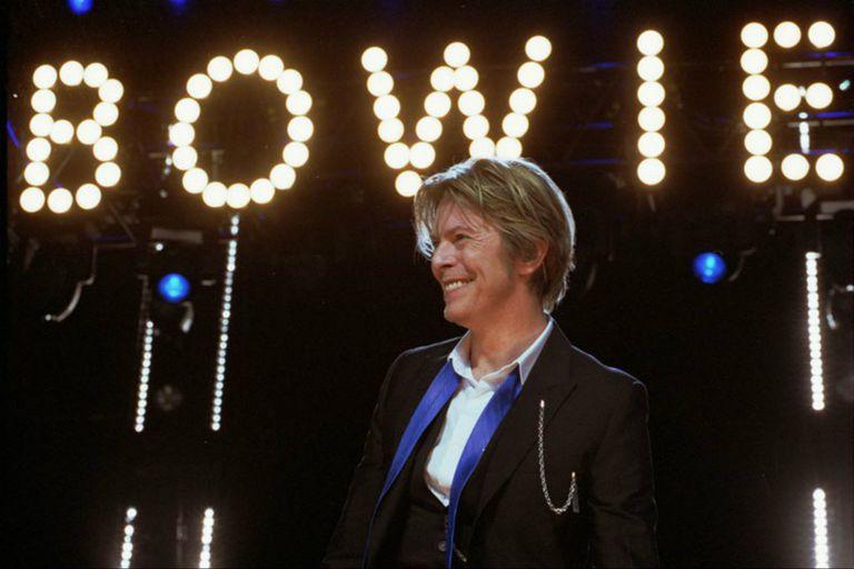 Bowie produjo 25 discos entre 1967 y 2016