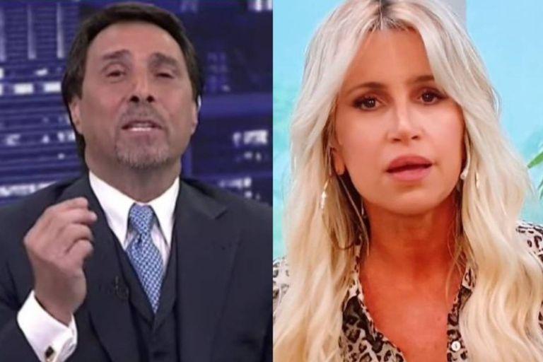 "Feinmann, duro con Flor Peña por su visita a Olivos: ""No se podía salir de casa, punto"""