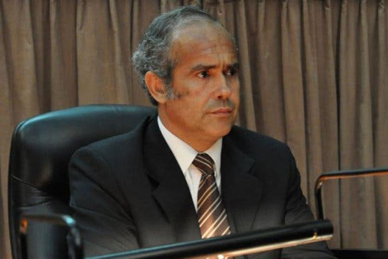 El juez federal Germán Castelli