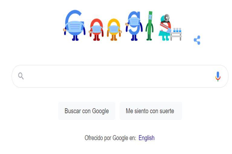 Prevención COVID-19: Google recuerda hoy las medidas sanitarias contra el coronavirus