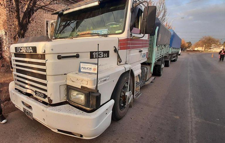 Cayó una peligrosa banda que robó 300 toneladas de soja en el sur de Córdoba