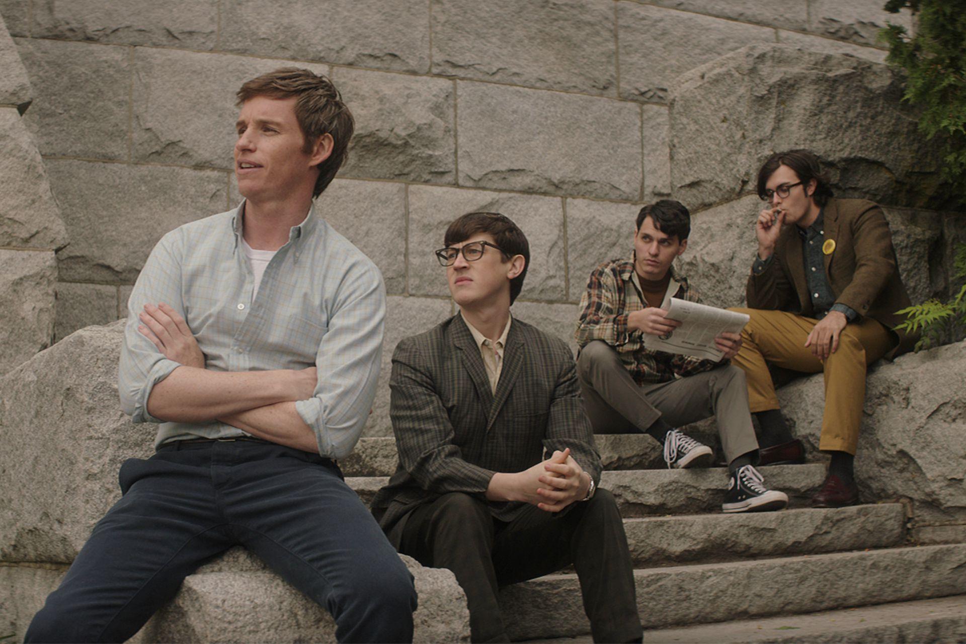 La película de Sorkin, como la mayor parte de su obra, es explícitamente política