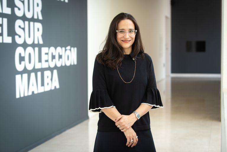 María Amalia García asumirá el 1 de junio su cargo como curadora en jefe del Museo de Arte Latinoamericano de Buenos Aires