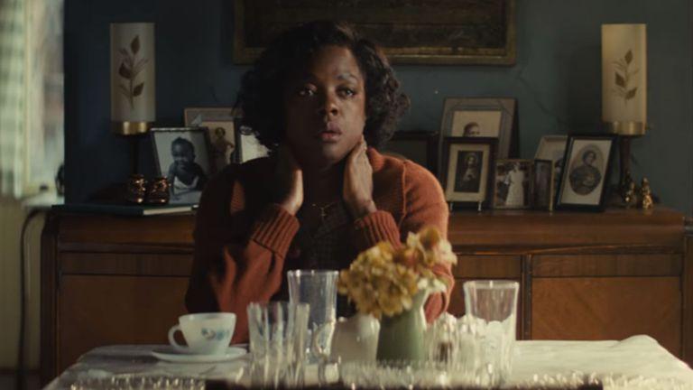 Viola Davis en Fences de Denzel Washington